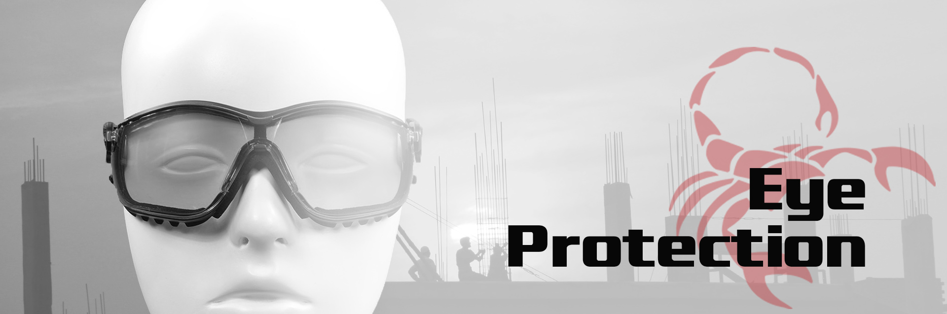 Eye Protection Banner