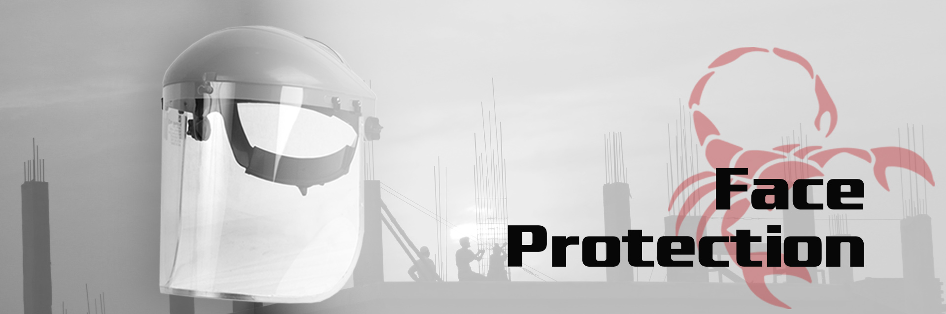 Face Protection Banner