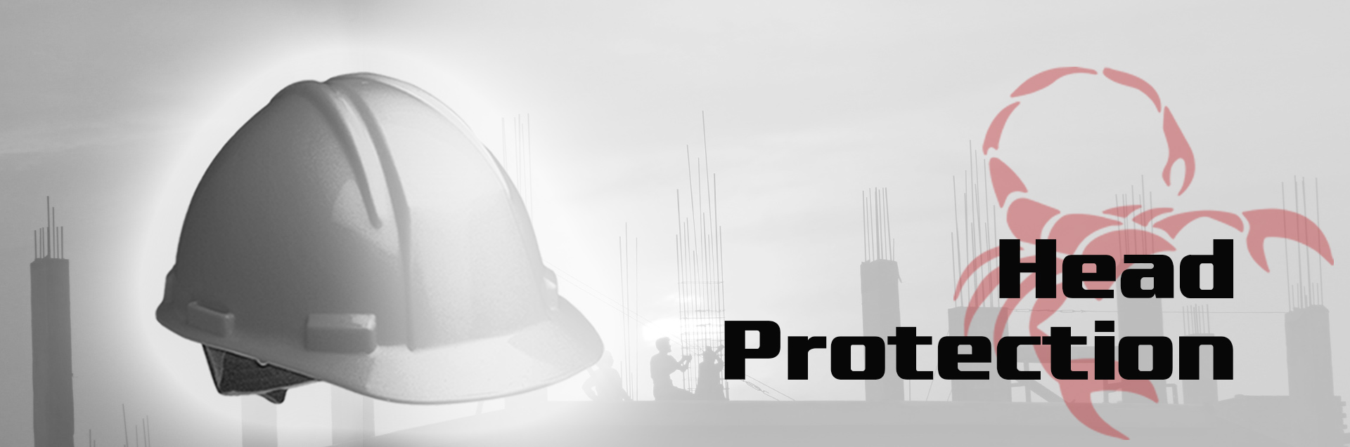 Head Protection Banner