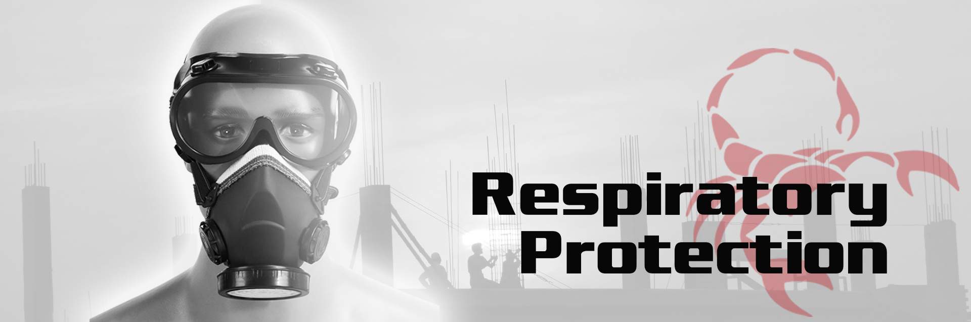 Respiratory Protection Banner
