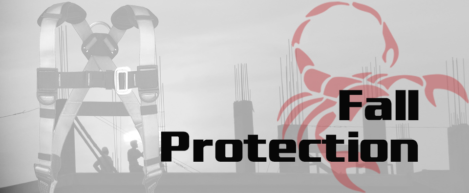 Fall Protection Mobile Banner
