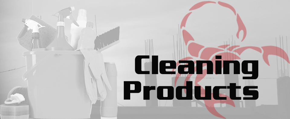 Cleaning Products Mobile Banner