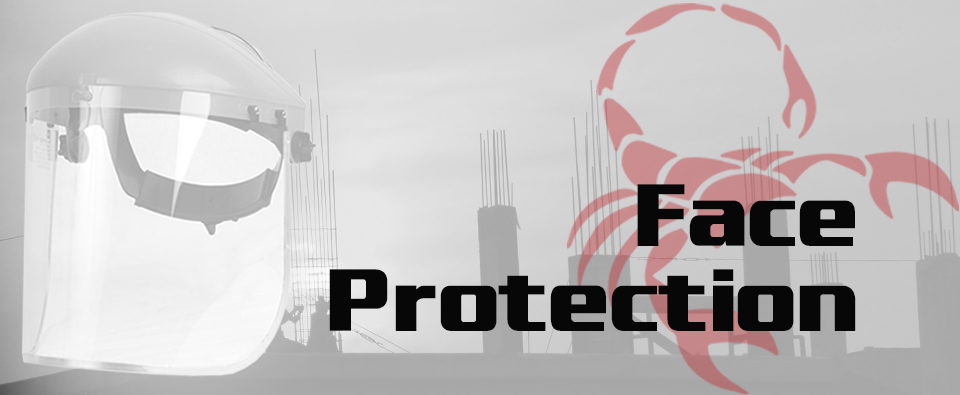 Face Protection Mobile Banner