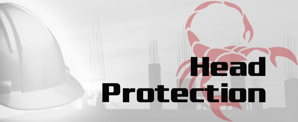 Head Protection Mobile Banner