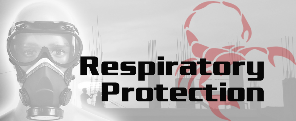 Respiratory Protection Mobile Banner